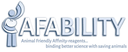 Afability Animal Friendly Affinity Reagents